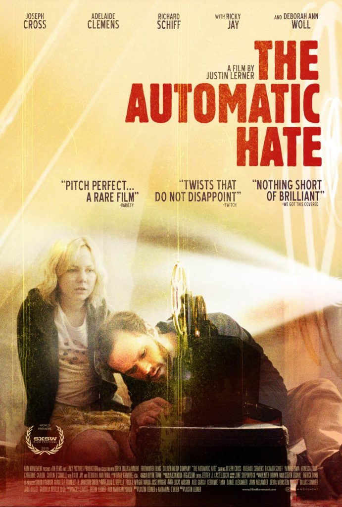 The Automatic Hate 2016 YeniFragman