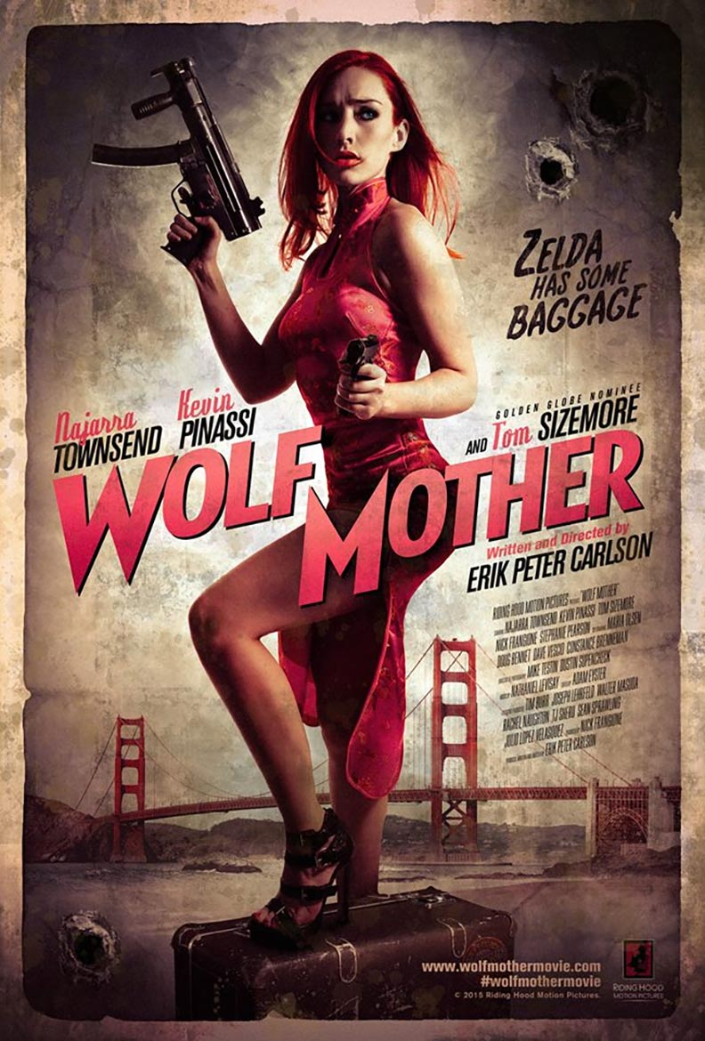 Wolf Mother 2016 YeniFragman